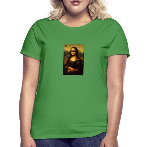 XMona LisaX - Camiseta mujer