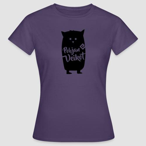 Veikko-pöllö - Naisten t-paita