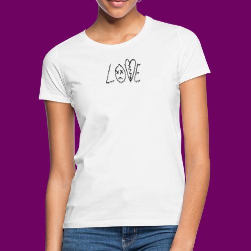Fuck Love - Maglietta da donna