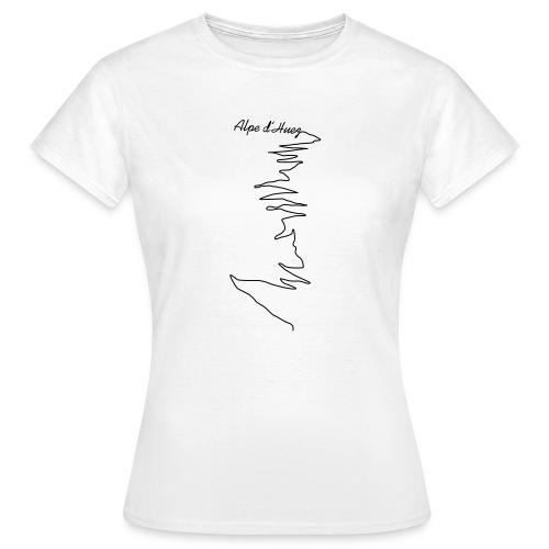 Alpe d'Huez - Frauen T-Shirt
