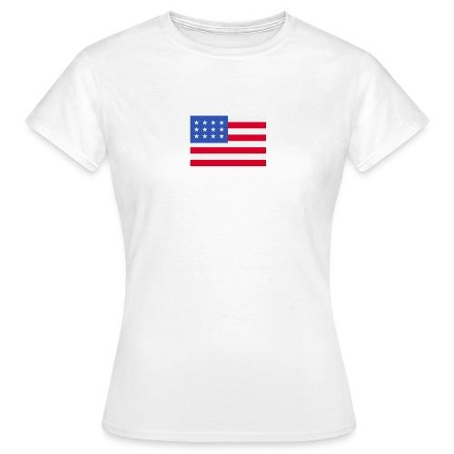 United States of America - Frauen T-Shirt