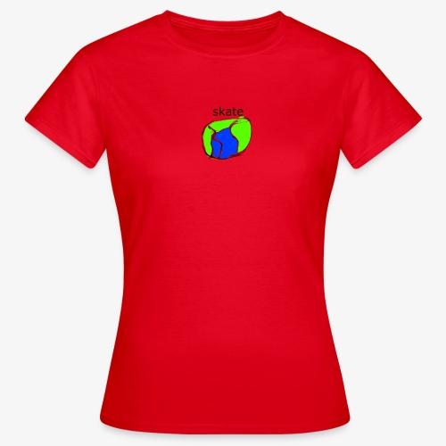 aiga cashier - Dame-T-shirt