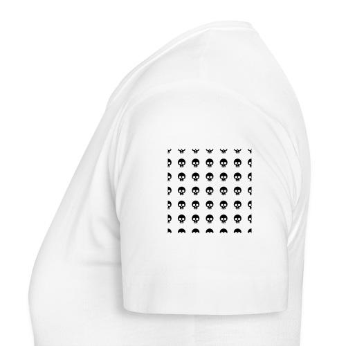 calaveras - Camiseta mujer