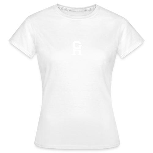 afterlife logo - white - Vrouwen T-shirt