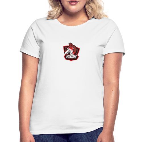 CLAN LOGO V3NTOM - Frauen T-Shirt