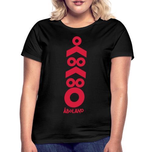 ÅÄÖ - Naisten t-paita
