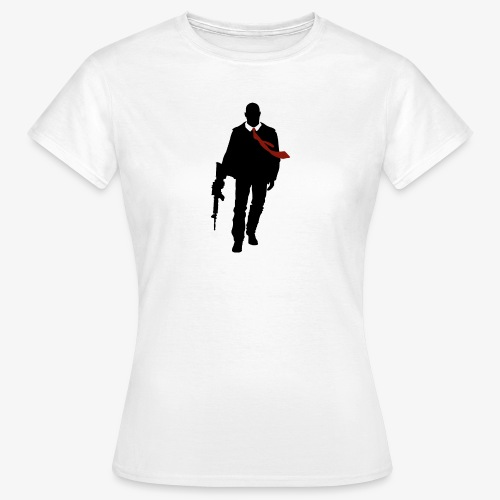PREMIUM SO GEEEK HERO - MINIMALIST DESIGN - T-shirt Femme