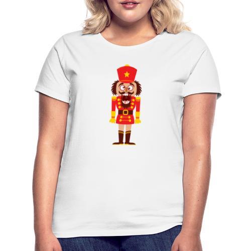A Christmas nutcracker is a tooth cracker - Women's T-Shirt