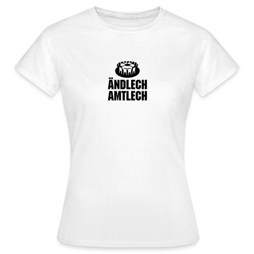 Amtl. bew. Meistershirt - Frauen T-Shirt