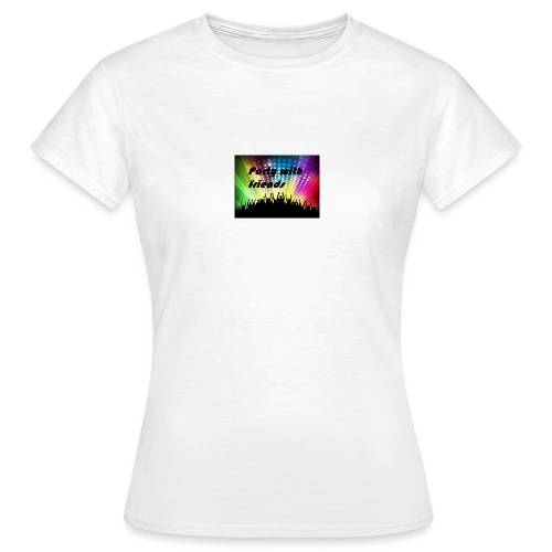 Party with friends - Frauen T-Shirt