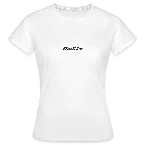 FReeZZer - Women's T-Shirt