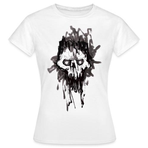 Skullface - Women's T-Shirt
