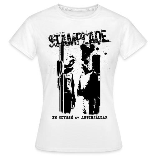 STAMPLADEprint1 png - T-shirt dam