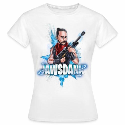 Färg Explosion - T-shirt dam