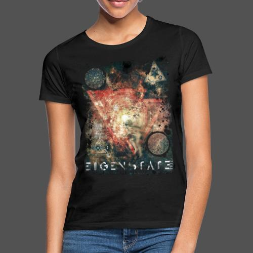 Eigenstate Zero - Sensory Deception WhiteBG - Women's T-Shirt