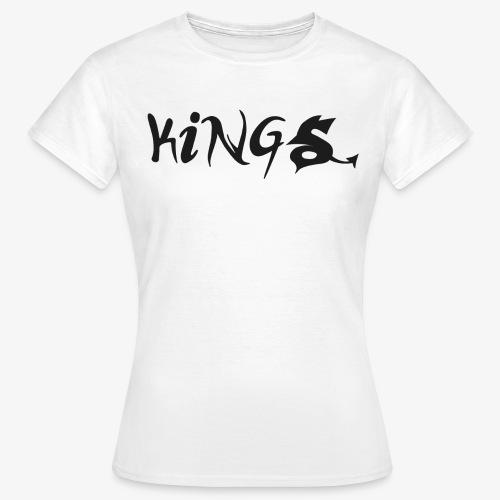 kings logo 2 png - Vrouwen T-shirt