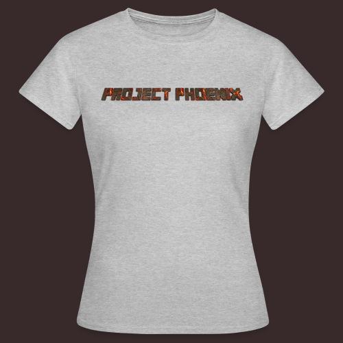 PROJECT-PHOENIX NEW TEXT - Women's T-Shirt