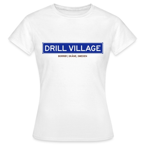 Borrby, Badly Translated - T-shirt dam