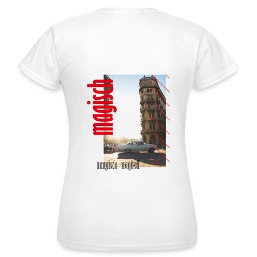 magisch31 - Frauen T-Shirt