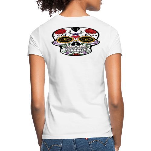 Bitcoin Skull - Women's T-Shirt