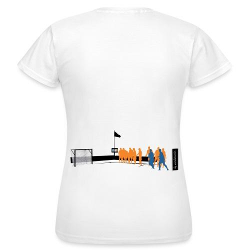 handball 06 - Frauen T-Shirt