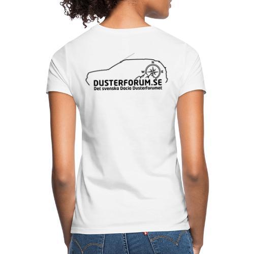 Dusterforum Logo #2 - T-shirt dam