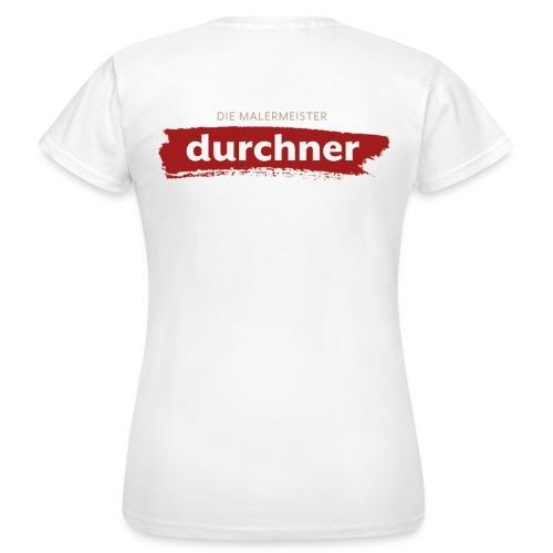 Honten Mitte oben - Frauen T-Shirt