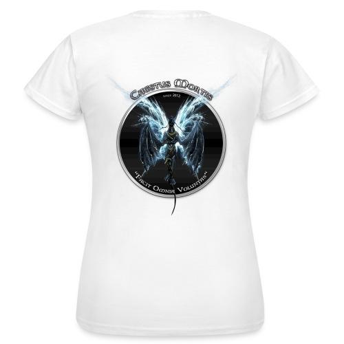 Caestus Mortis Logo - Frauen T-Shirt