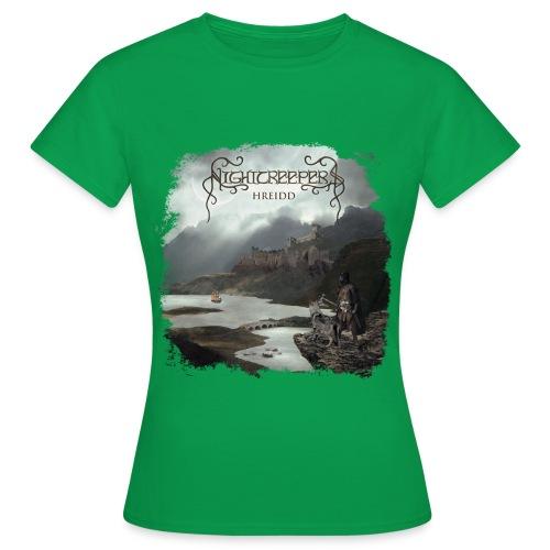 Tshirt Hreidd recto png - Women's T-Shirt