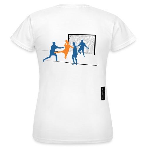 handball 02 - Frauen T-Shirt
