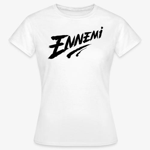 Ennemi - OfficialLogoBk - T-shirt Femme