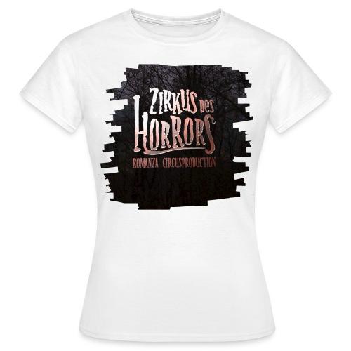 zdh logo 3d 01 png - Frauen T-Shirt