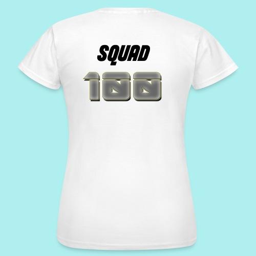 METTALIC 100 SUBSCRIBERS - Women's T-Shirt