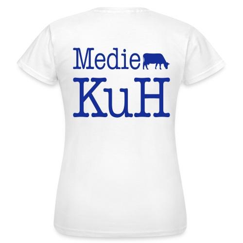 Medien KuH - Frauen T-Shirt