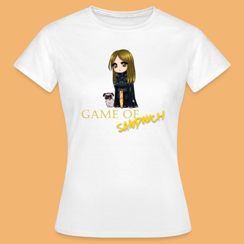 TSHIRT GOT png - T-shirt Femme