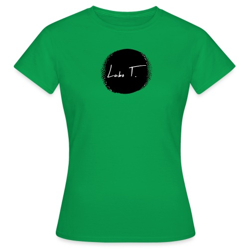 Logo Labo T. - T-shirt Femme