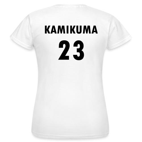 KamiKuma 23 - Frauen T-Shirt