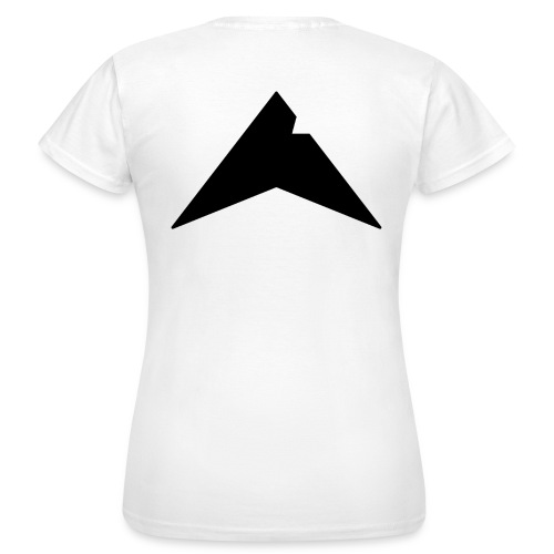 UP-CLAN Logo - Vrouwen T-shirt
