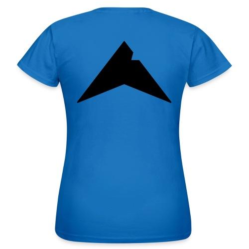 UP-CLAN Logo - Vrouwen T-shirt