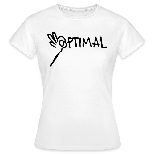 OPTIMAL - Frauen T-Shirt
