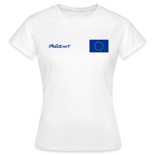 EU long png - Women's T-Shirt