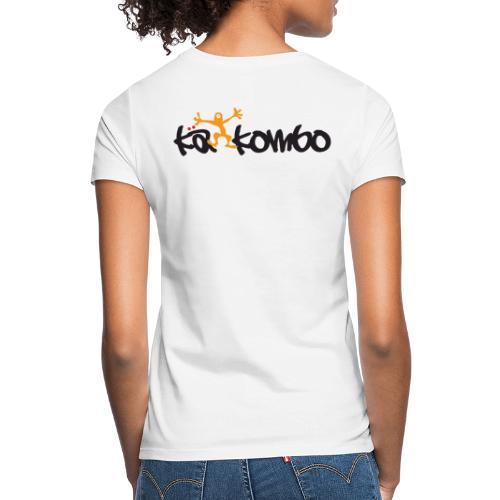 Logo Käkombo - Frauen T-Shirt