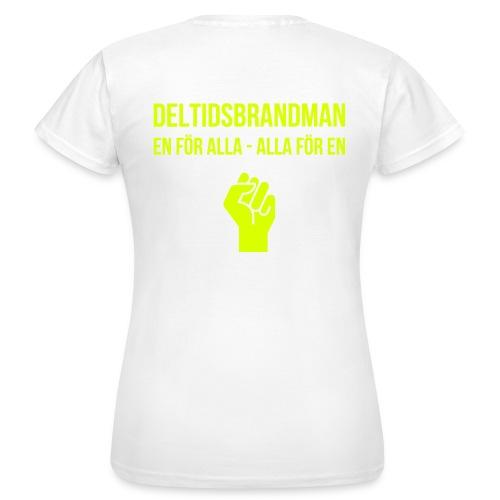 En för alla - T-shirt dam