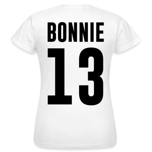 Bonnie 13 - Frauen T-Shirt