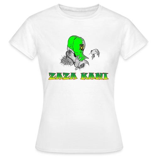 logo zaza kani - T-shirt Femme