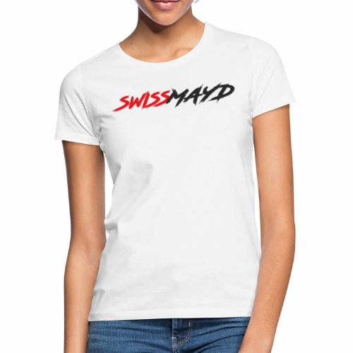 Logo Swissmayd - Frauen T-Shirt