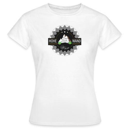 HOHEWANDWIESE_LOGO - Frauen T-Shirt