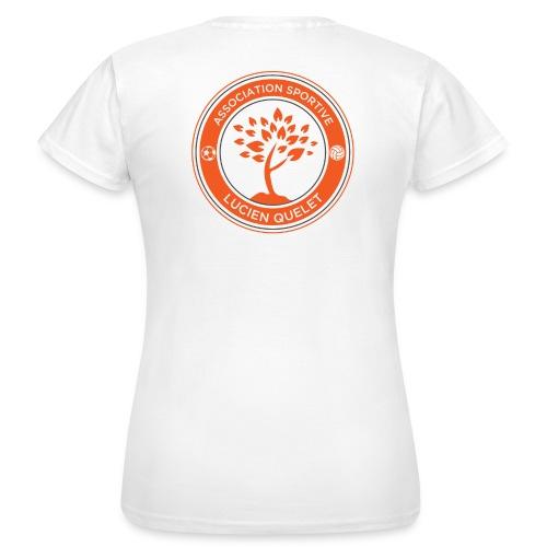AS Quelet - T-shirt Femme