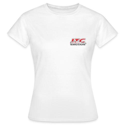 ITC 4 EMOTION - Maglietta da donna