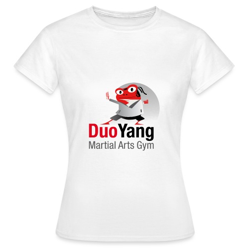 Logo1DUO-YANG Martial Art - Frauen T-Shirt